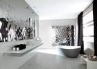 Współczesny design w łazience: Venis Sea Silver