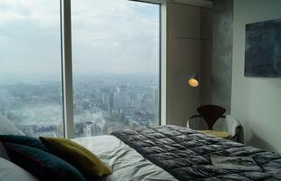Złota 44 Daniela Libeskinda. Widzieliśmy apartamenty na 50. piętrze wieżowca! Znamy też ceny. Zobaczcie zdjęcia