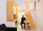 Małe mieszkanie – loft w Hiszpanii. GALERIA