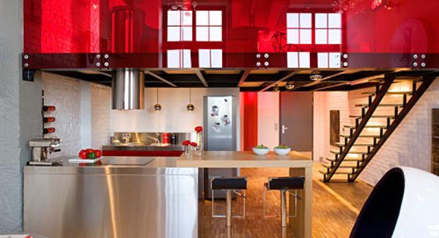 LOFTY w Żyrardowie. Niektóre mieszkania wykończono w bardzo nowoczesnym stylu